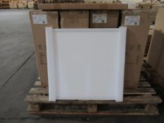 20 x LED 32W Edge Lit Panel 600x600 TP(a) White OEM Trade Price £440