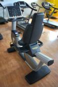 Technogym 500SP Recline Exercise Bike, LED-DAD24L