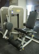 Technogym Leg Extension Exercise Machine