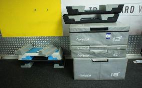 Qty of various Jump / Step Blocks
