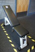 Technogym Adjustable Workout Bench