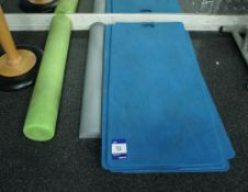Qty of various Exercise Mats