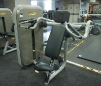Technogym Shoulder Press Exercise Machine