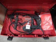 Hilti TE55 110V heavy duty drill