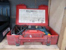Uni-Fix 240V rotary hammer drill - untested