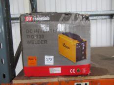 Giant TIG30 welder - untested