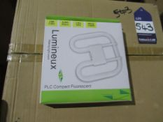 40 x 2 Pin GR8 3500K 28W 230V 2050lm OEM Trade Price £279