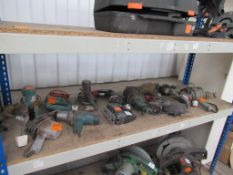 Qty of 240v Hand Tools (S/R)
