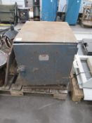 BOC Murex 655258 Serial 52008 Welding Rod Warmer 240 Volts