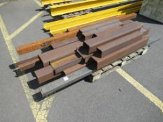 Pallet of Various Metal off Cuts