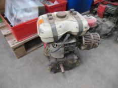 Honda G200 5HP 3000 RPM engine
