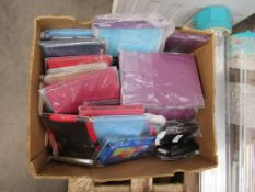 Box containing quantity of various Phone/ Tablet Cases