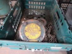 Felco 500kg Block and Tackle