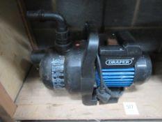 Draper 240v Pump- Untested