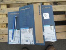 8 x 25 Rawlplug RFFI-N-10K 200 Frame Fixings