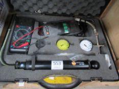 Testo pressure test kit