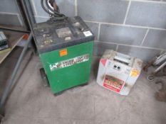 Power Quip Engine Starter + Fast Charger and Portable Power Station