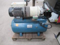 Atlas Copco LD276 Hydrovain 15 Compressoer