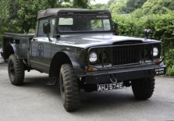 A Kaiser M715 4 x 4 1967 American Military Pick Up Truck