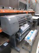 HP DesignJet 4500ps Wide Format Printer