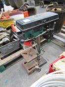 Ferm Bench Top Pedestal Drill 240 Volts