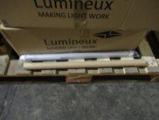 50 x Lumineux 2ft LED Tube 10W 4000K 1050lm 85-265V OEM Trade Price £367