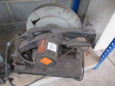 Evolution Rage 2 110V chop saw - untested