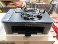 Canon Pixma TS3355 Wireless Multi Function Printer