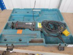 Makita JR3051 reciprocating 110V saw