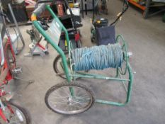 2 Wheeled Mobile Rope/ Wire Dispenser