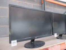 LG 24 M38H LED Monitor