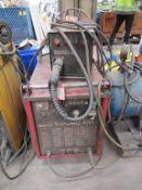 Murex Transmig 400 415V 3 phase Mig Welder