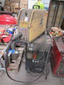 ESAB LAG 315 415V 3 phase Mig Welder