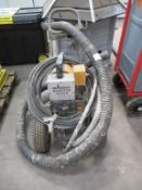 Wagner 2600 H Airless Mobile Diaphragm Pump
