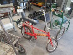 "Cruiser ""Chopper style"" Bicycle"