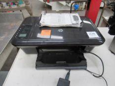 HP Desk Jet 3050 Print, Scan and Copy Machine
