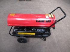 Clarke XR110 Diesel/ Parafin Heater