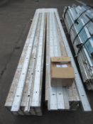 Approx. 200 Steel C Section Frame/ Profile