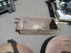 Cast Iron Water Trough