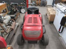 M.T.D RS 125/96 Ride On Mower