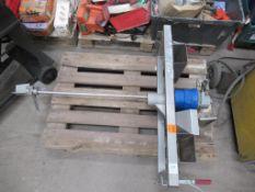 Euromixers' pneumatic IBC mixer