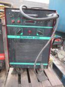Sterling 350 415V 3 phase Mig Welder