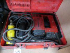 Hilti TE12 Hammer Drill- Untested