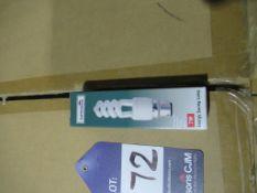 300 x Lumineux 7W Thumberlina B22 4200K 220-240V OEM Trade Price £740
