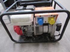 Belle 2.2kW Performance Range generator