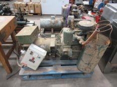 Lister 158433ST228V50 240 Volt Electrical Generator