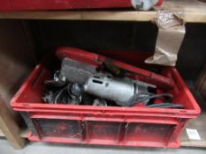 Qty of Untested Power Tools (S/R)