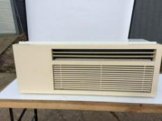 1 x Eco Air Conditioning Heat Pump through wall unit. Brand new, boxed and sealed
