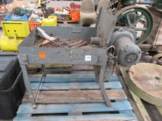 Blacksmith Hearth/ Forge with quantiity of Blacksmith Tooling