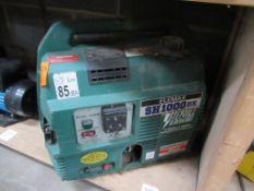 Elemax SH1000DX Stephill Generator- Untested